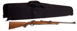 SCOPED RIFLE CASE - 48''